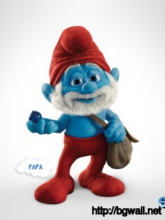 Jonathan Winters Papa In The Smurfs 2 Wallpaper Full Size