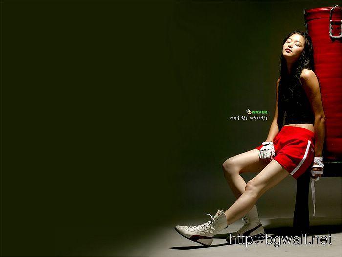 Jun Ji Hyun Boxing Wallpaper 1600x1200 Full Size
