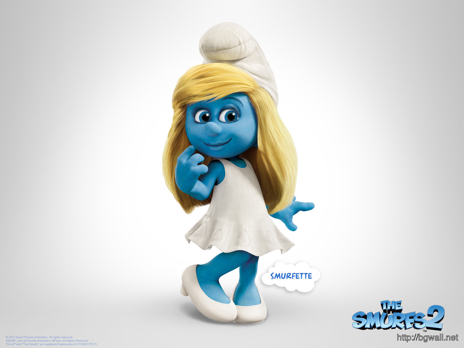 Katy Perry Smurfette In The Smurfs 2 Wallpaper Full Size
