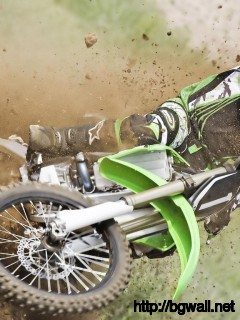 Kawasaki Dirtbike Wallpaper 1064 Full Size