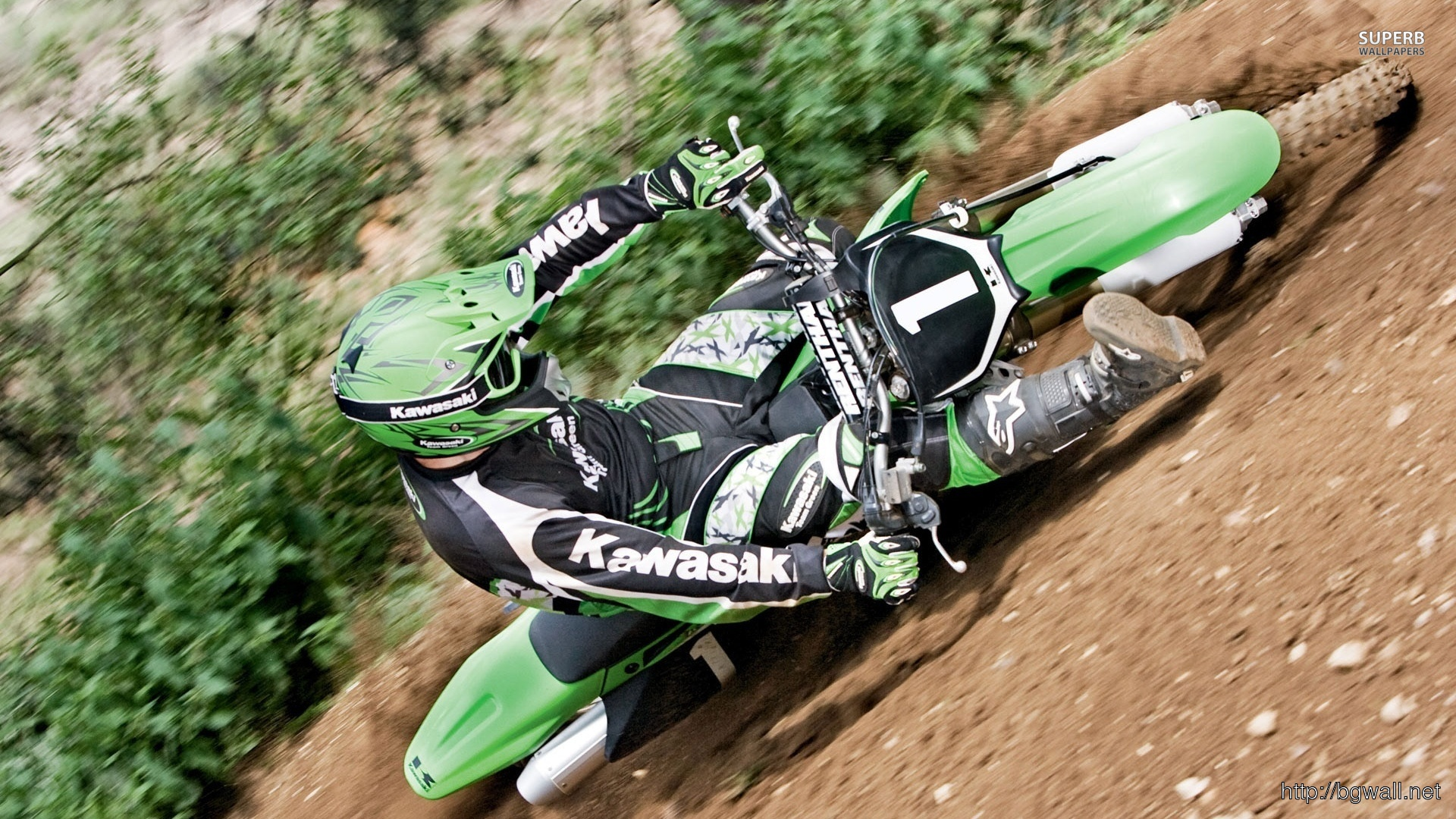 Kawasaki Kx250f Wallpaper Full Size