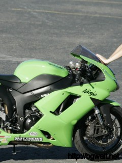 Kawasaki Ninja Zx Full Size