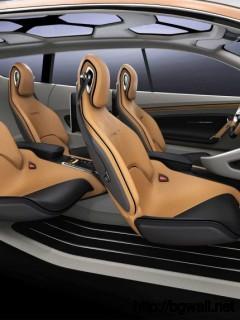 Kia Cross Gt Concept Interior 1024x573 Kia Cross Gt Concept Full Size