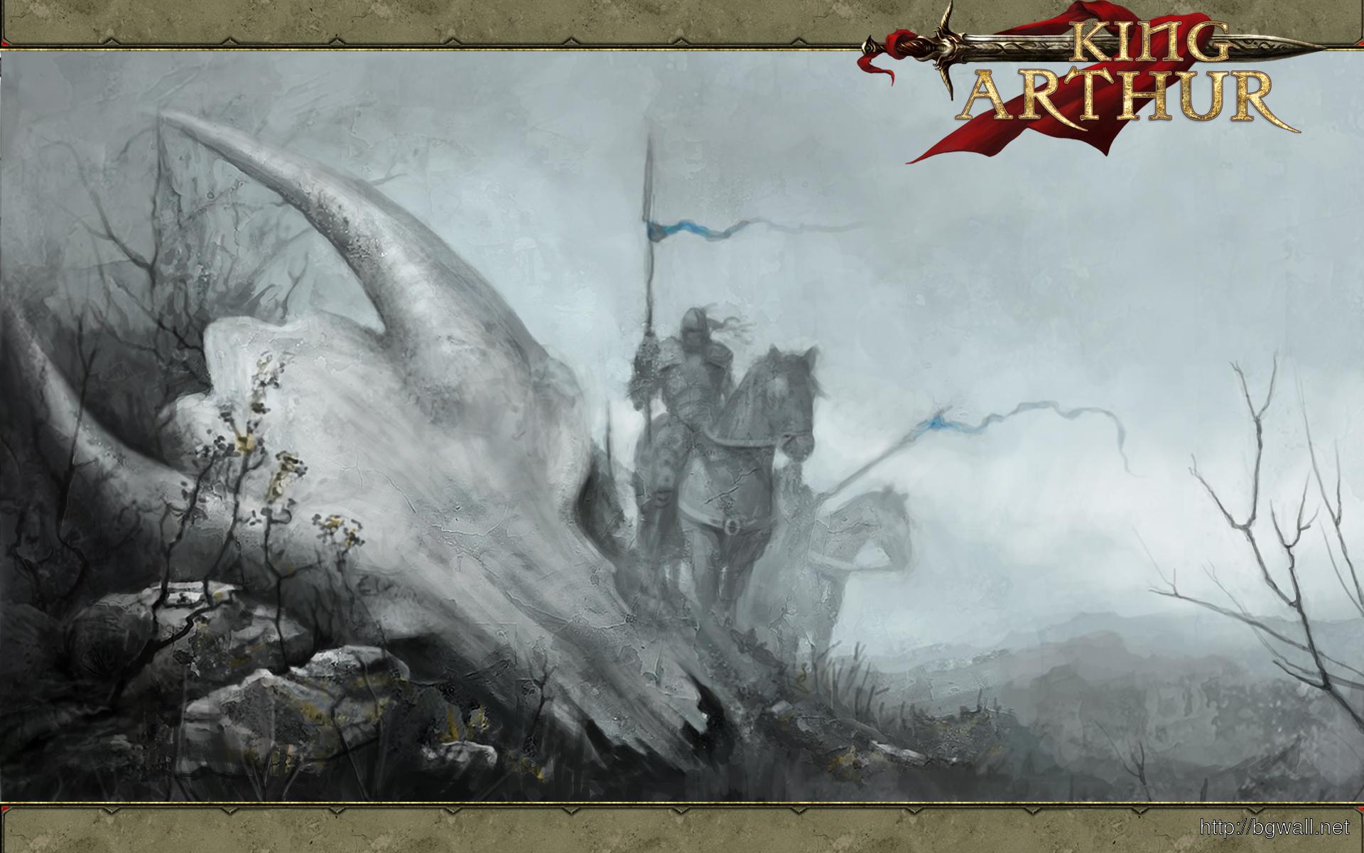 King Arthur Wallpaper Full Size