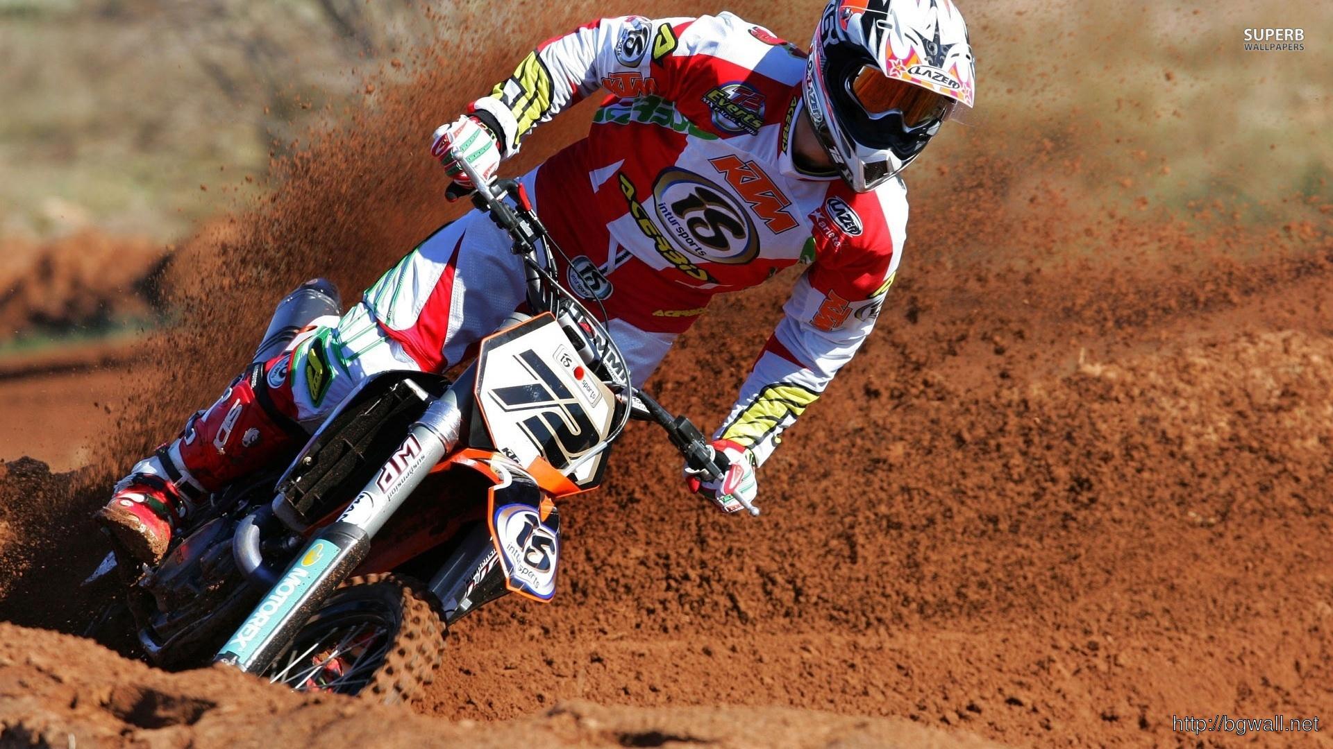 Ktm Motocross Wallpaper Full Size