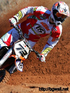 Ktm Stefan Everts Mx Race 2007 Full Size