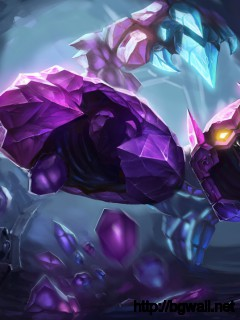 League Of Legends Skarner Classic Chinese Full Size