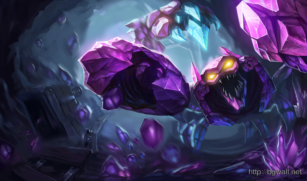 League Of Legends Skarner Classic Chinese