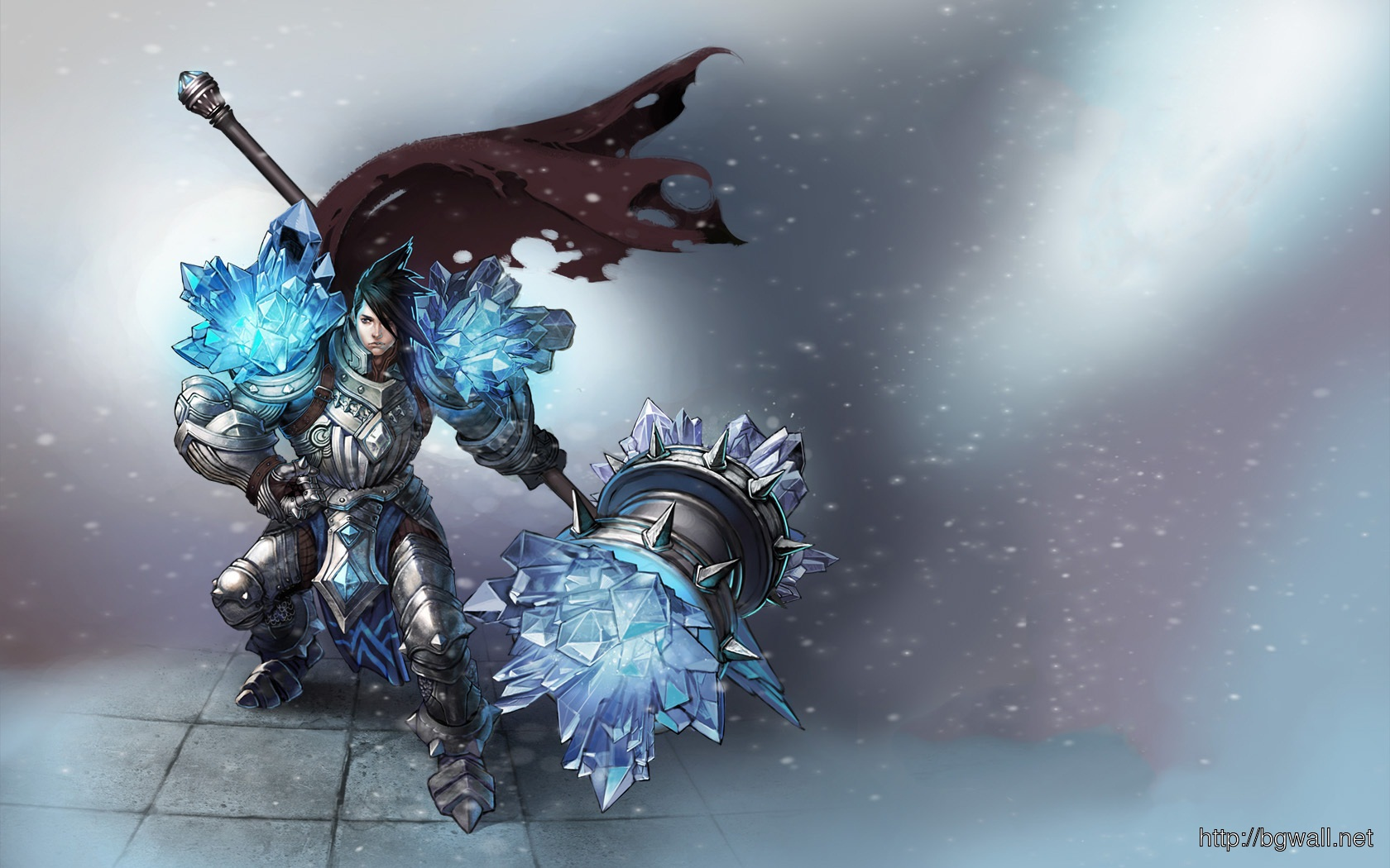 League Of Legends Taric Fanart Games Wallpaper Full Size