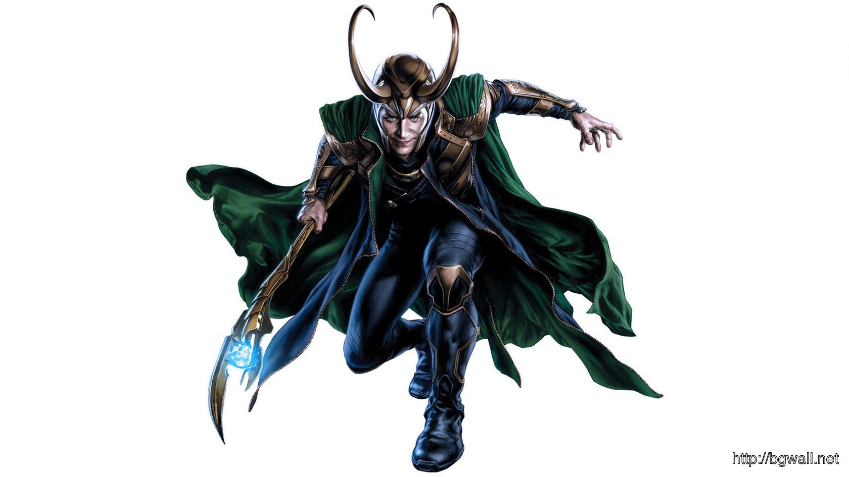 Loki Laufeyson Wallpaper 11366 Full Size