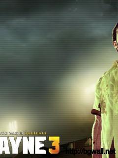 Max Payne 3 Reckoning Wallpaper Full Size