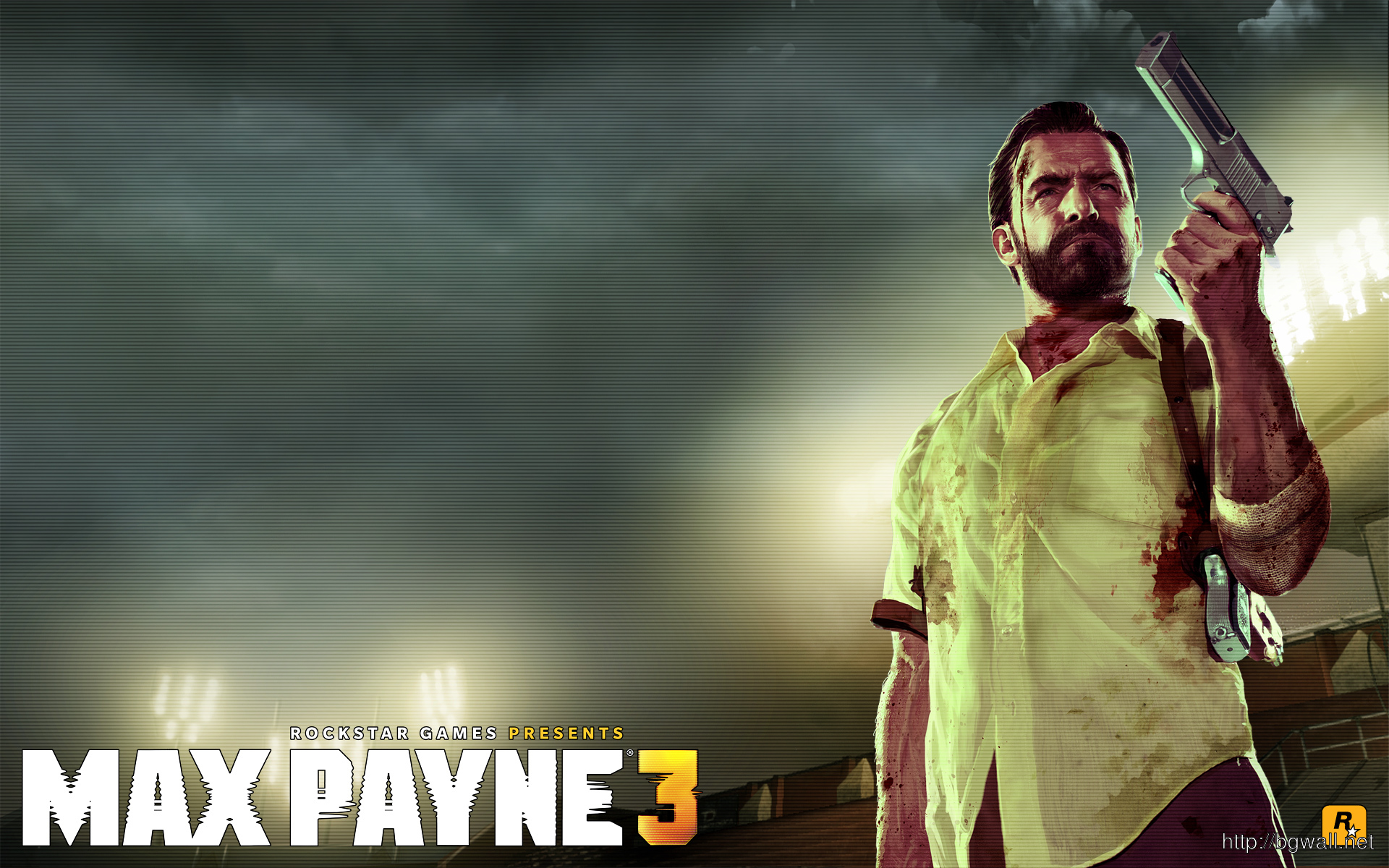 Max Payne 3 Reckoning Wallpaper Full Size