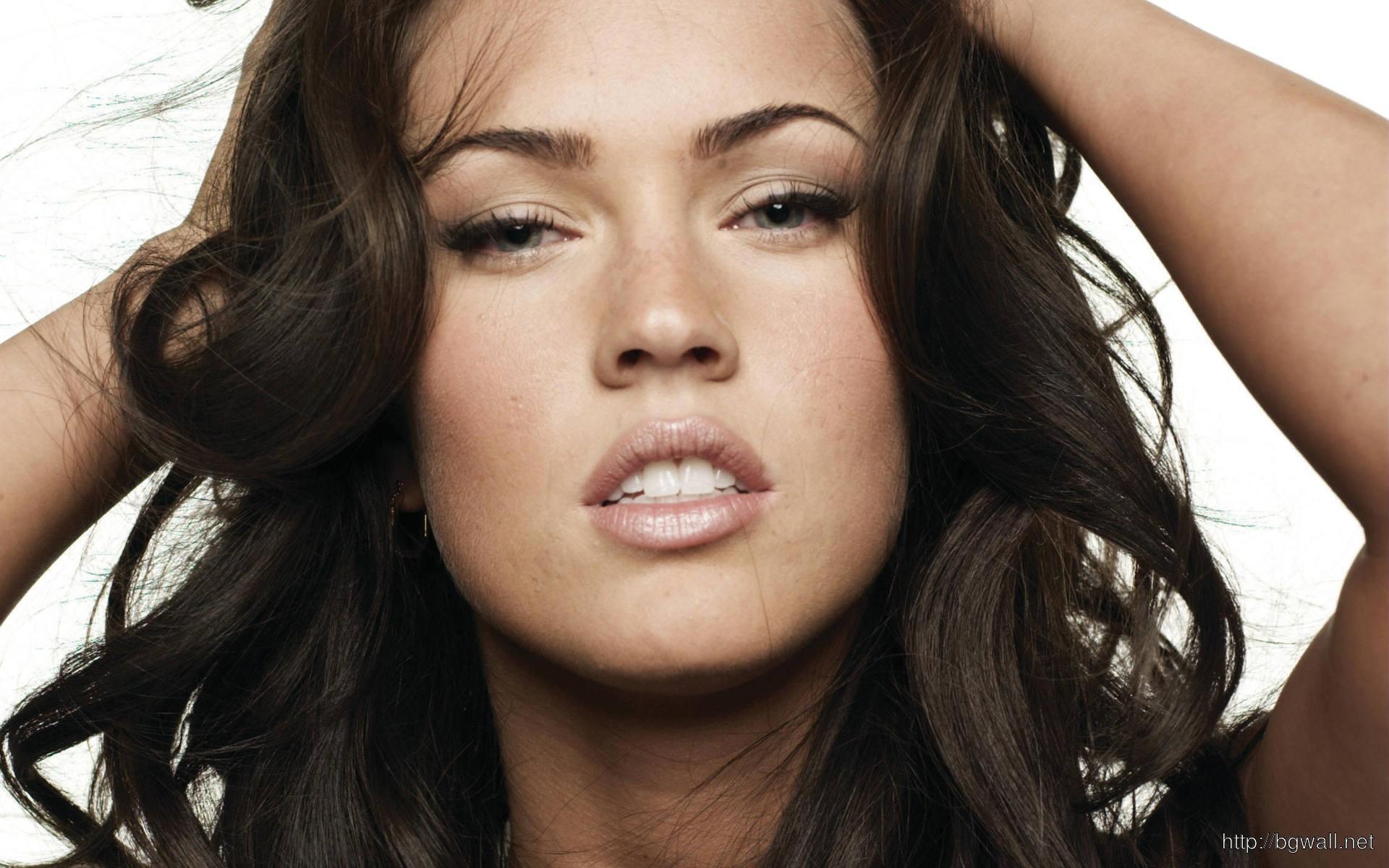 Megan Fox Wallpaper 4836 Full Size