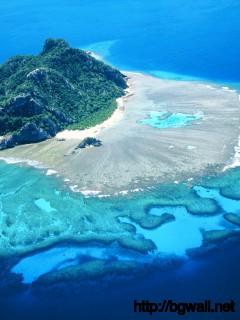Monuriki Island Mamanucas Fiji Full Size
