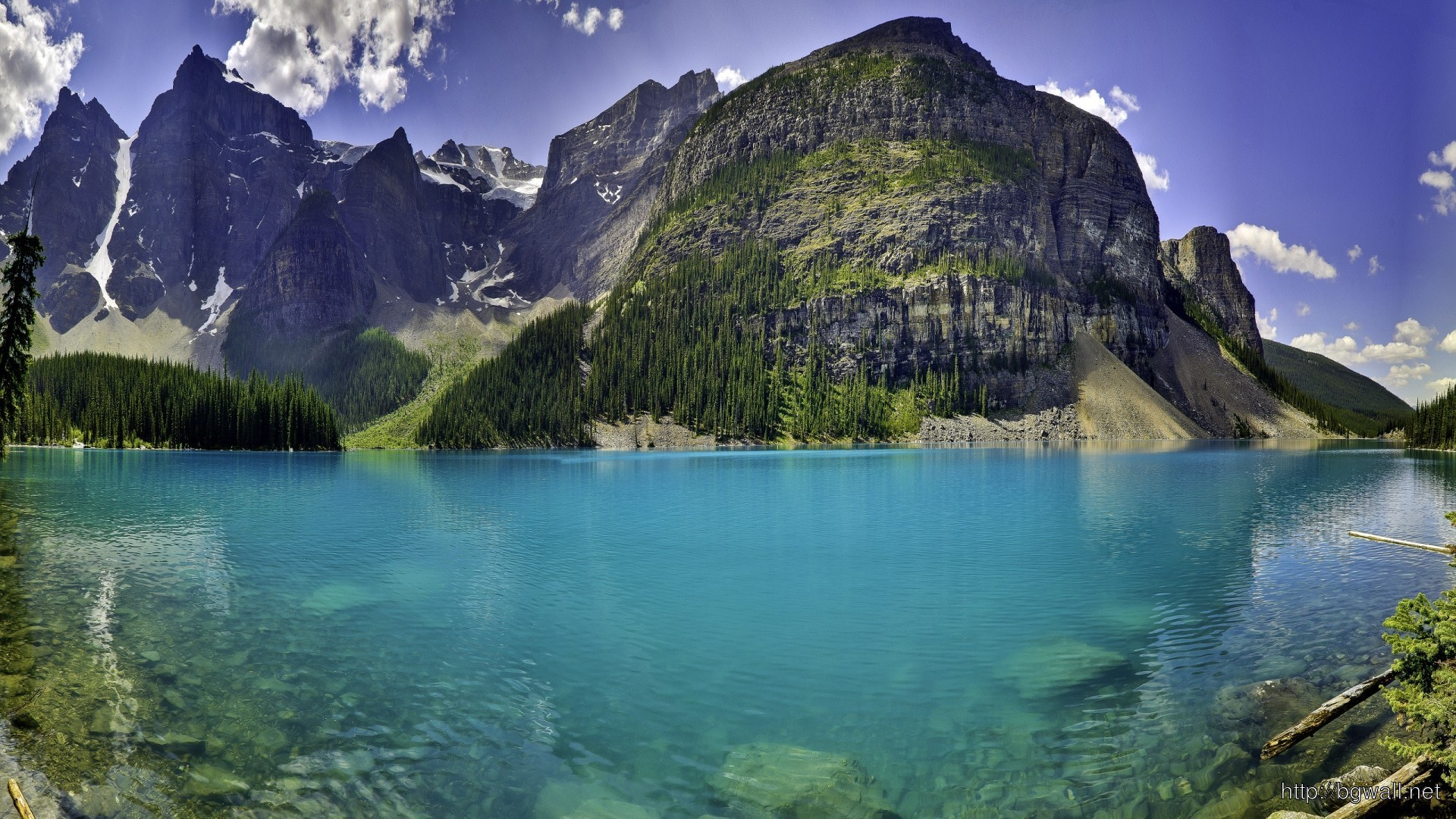 Moraine lake canada wallpaper 4180 background wallpaper hd for Home wallpaper canada