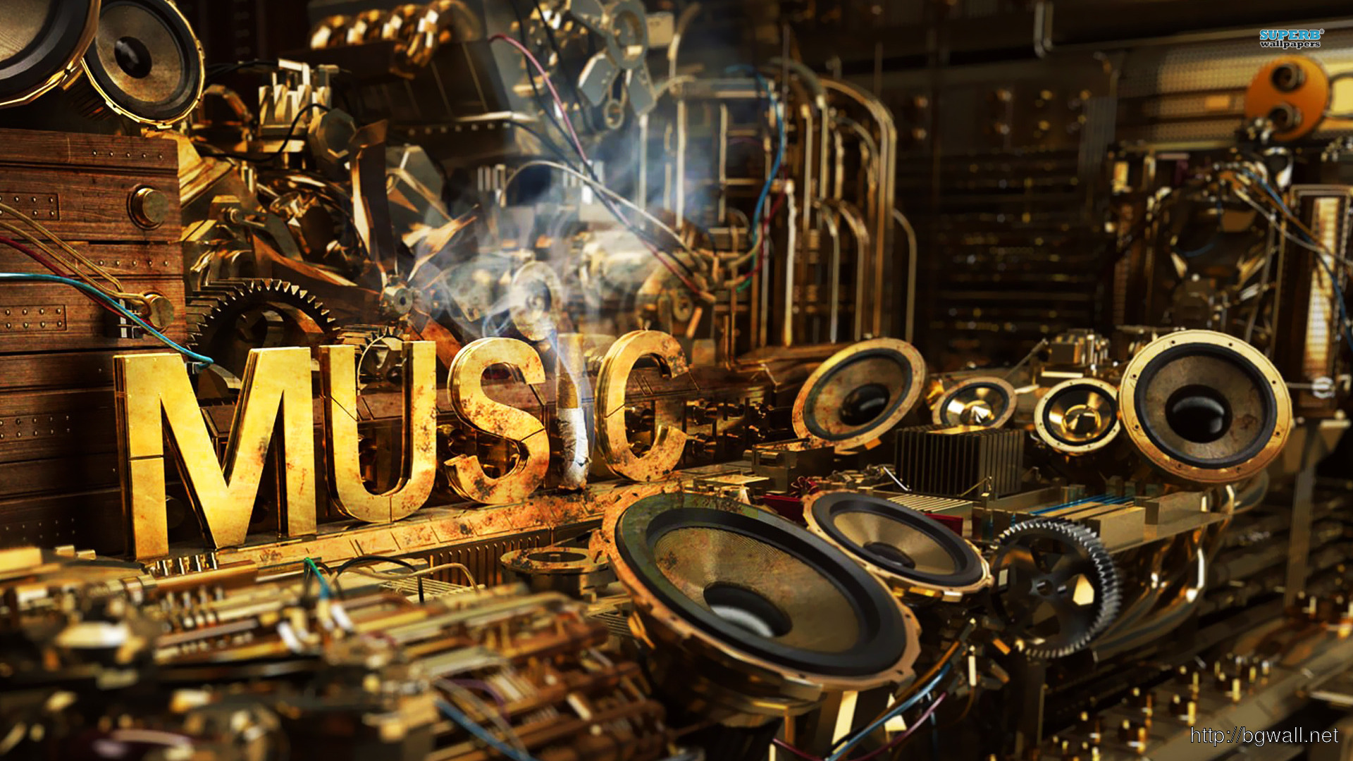 Music wallpaper background wallpaper hd music wallpaper voltagebd Gallery
