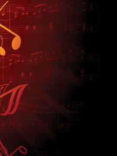 Musical Notes Wallpaper Full Size