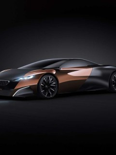 Peugeot Onyx Concept Full Size