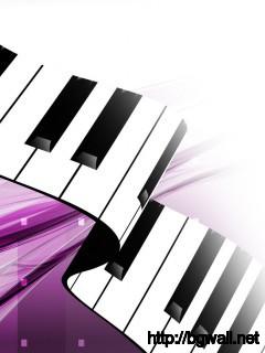 Piano Keyboard Wallpaper Full Size