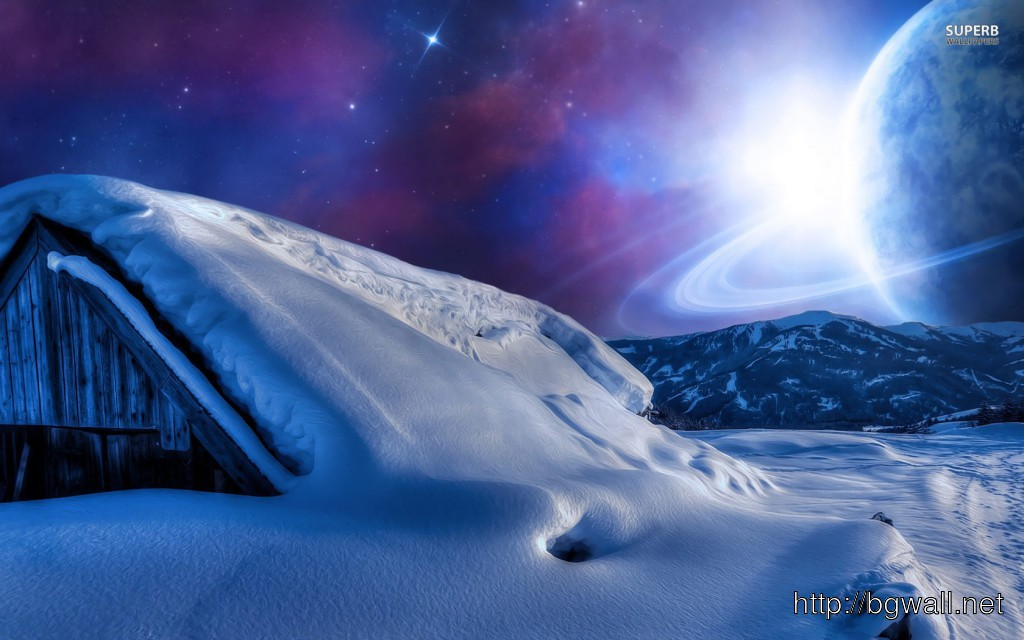 winter night sky planets - photo #6