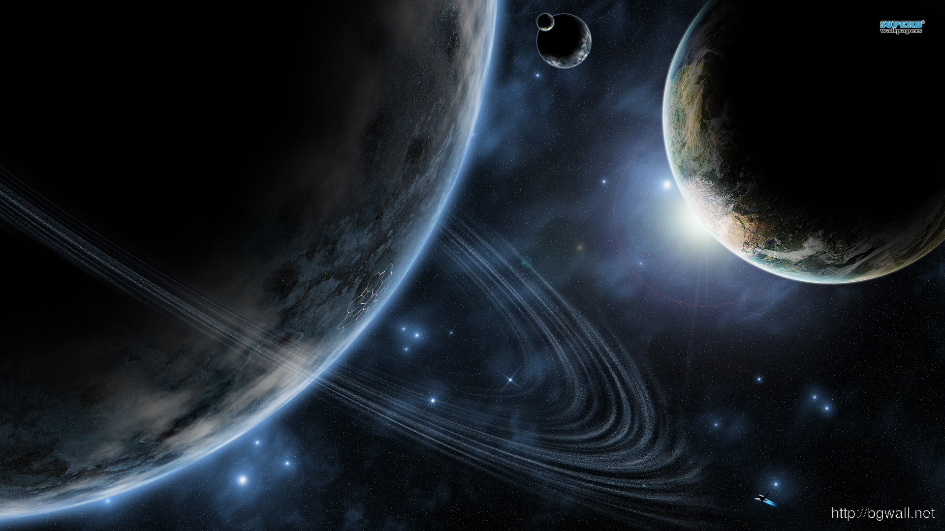 Planets Wallpaper Full Size