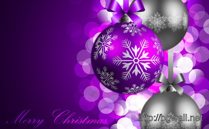 Silver And Purple Christmas Background Images & Pictures - Becuo