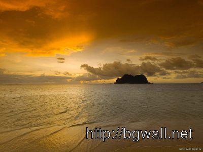 Seaside Archipelago Wallpaper Full Size