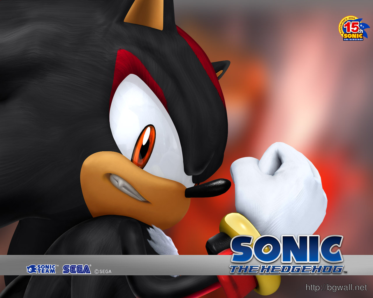 Shadow The Hedgehog Full Size