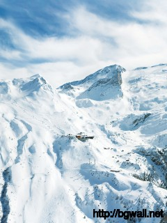 Snowy Mountains Wallpaper 8405 Full Size