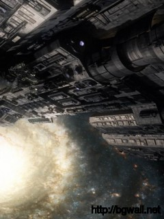 Stargate Atlantis Spaceship Wallpaper 5805 Full Size