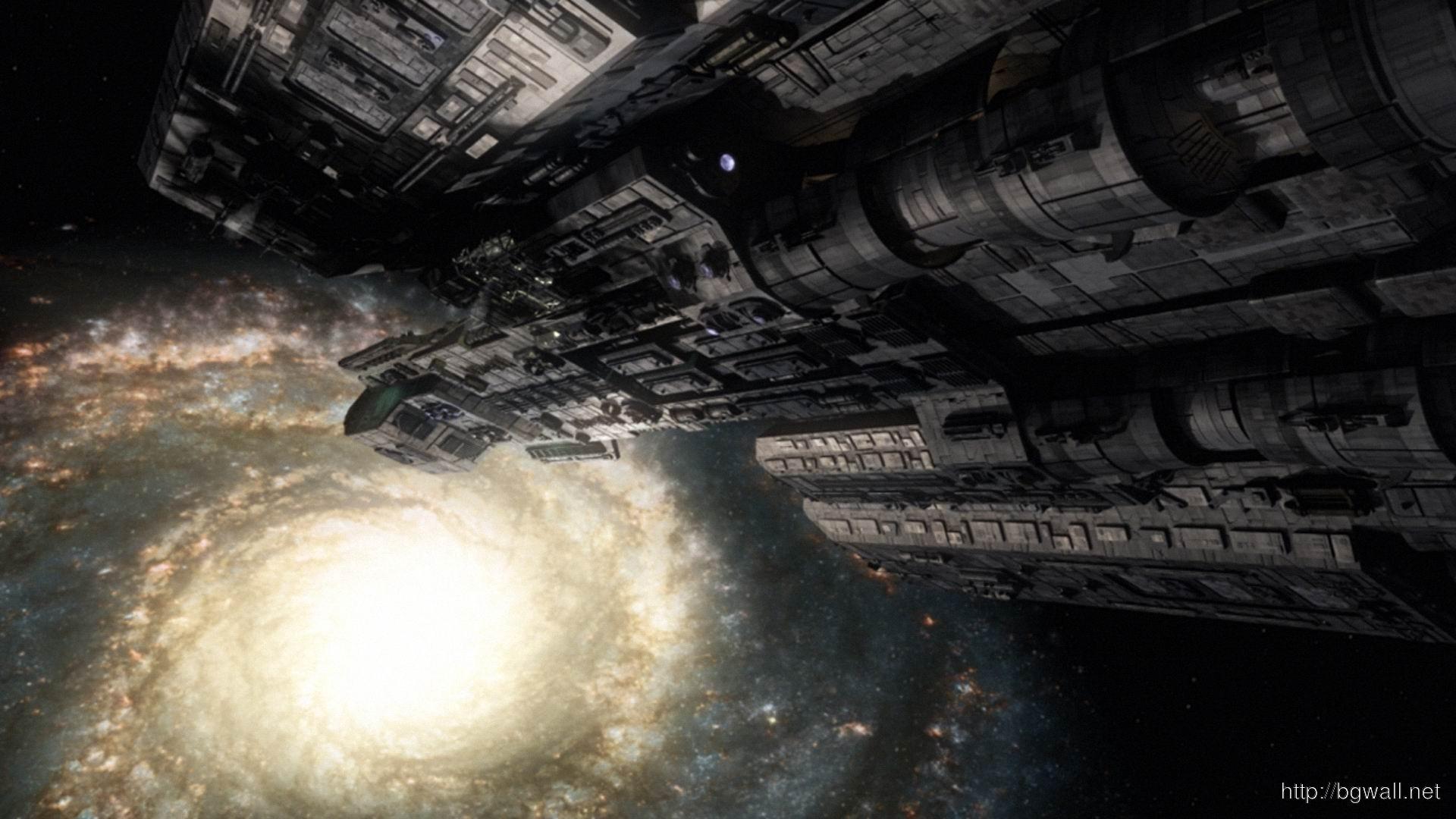 Stargate Atlantis Spaceship Wallpaper 5805 Full Size