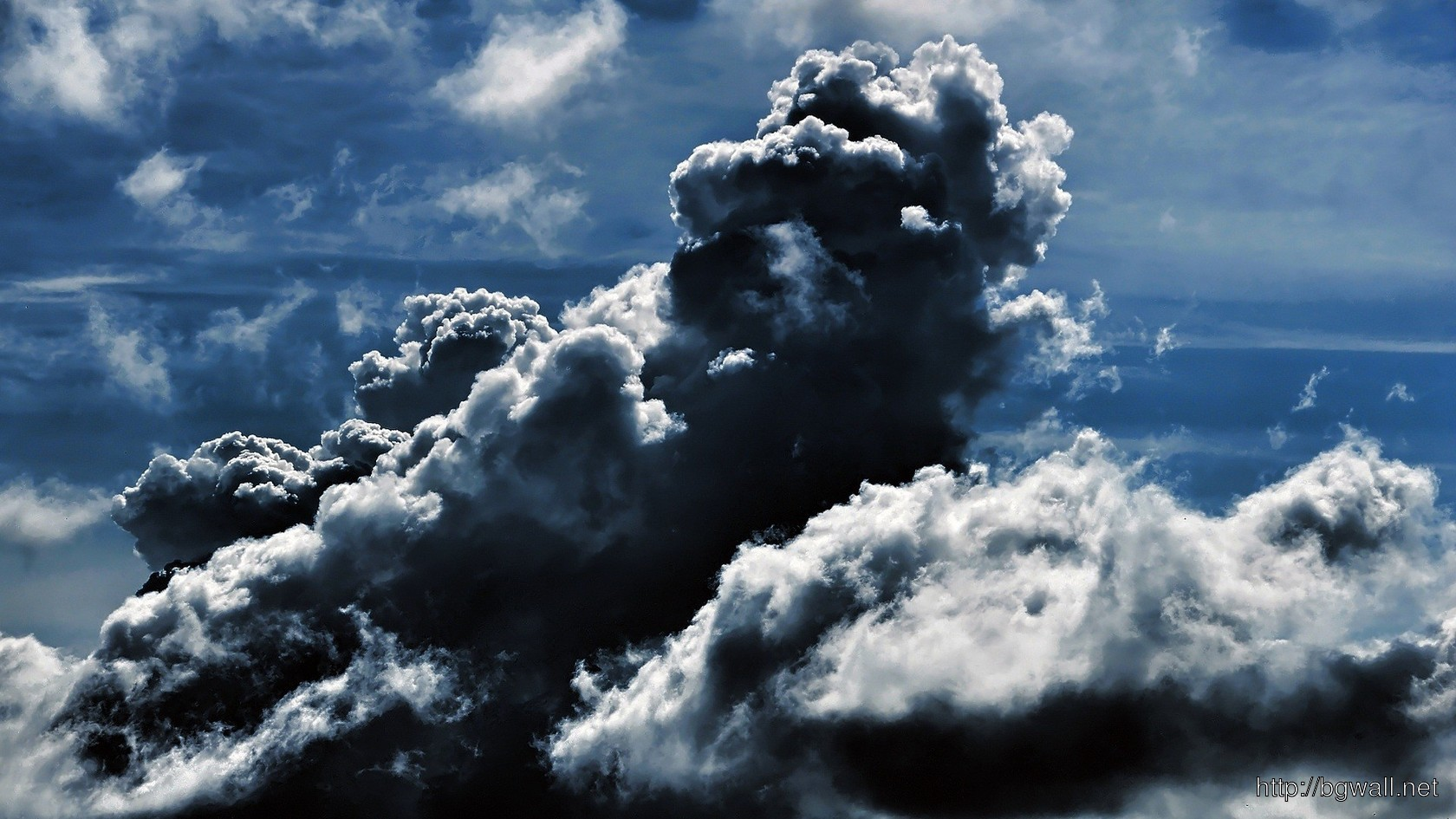 Storm Clouds Wallpaper 6027 Full Size