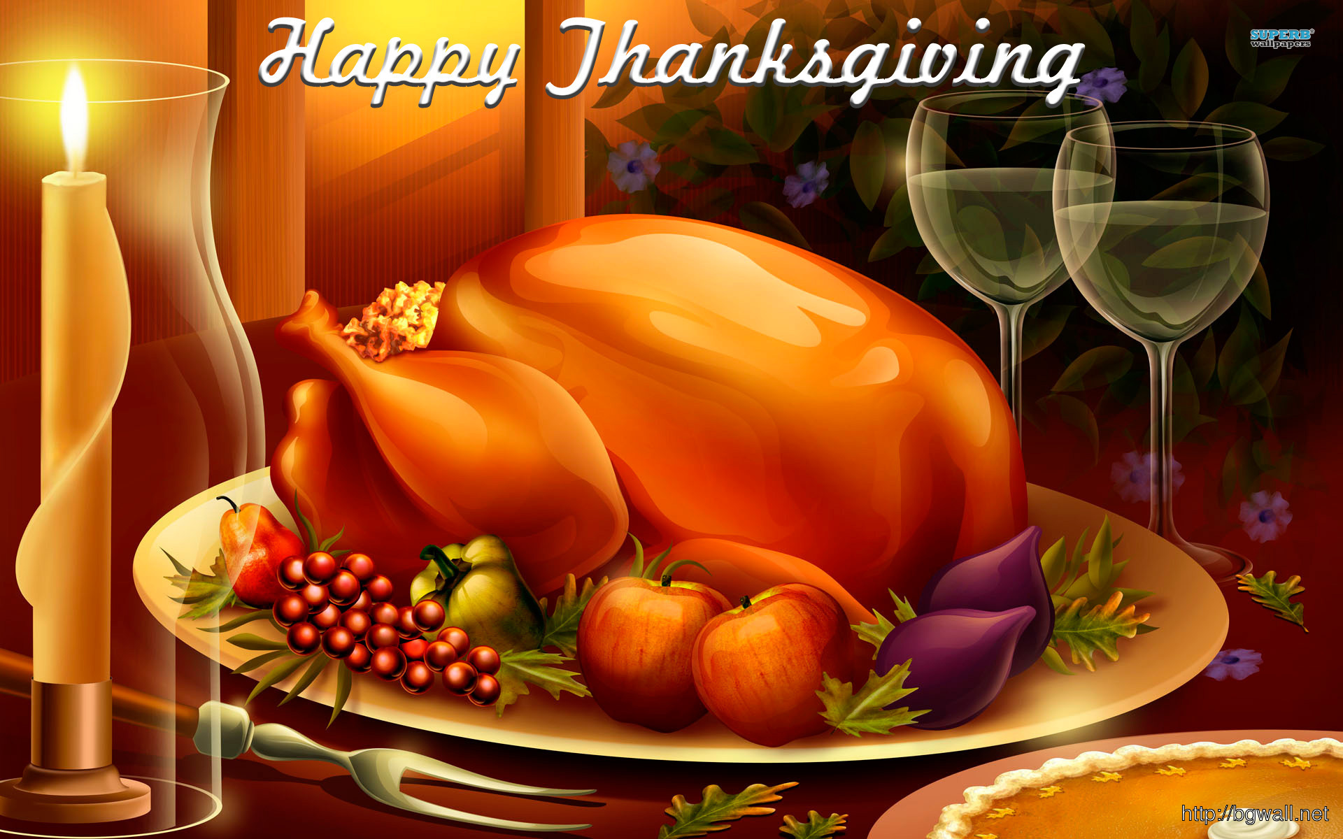 Thanksgiving Wallpaper Full Size