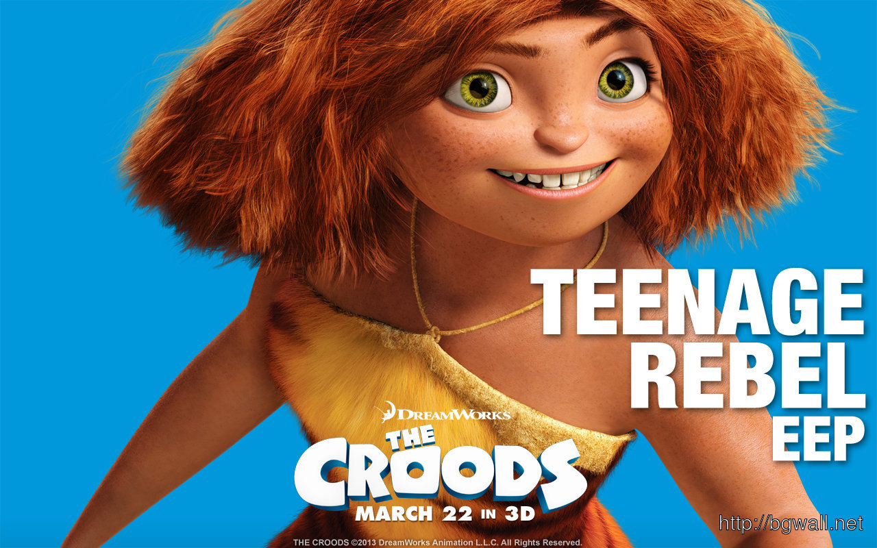 The Croods Wallpaper Full Size