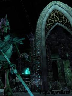 The Elder Scrolls Online Knight Of The Nine Skeleton Full Size