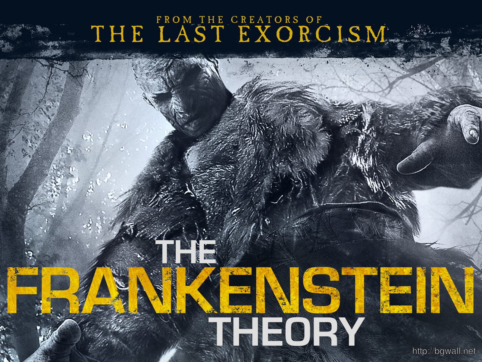 The Frankenstein Theory Wallpaper Full Size
