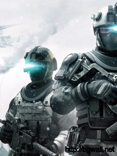 Tom Clancy Ghost Recon Wii Gaming Wallpaper Full Size