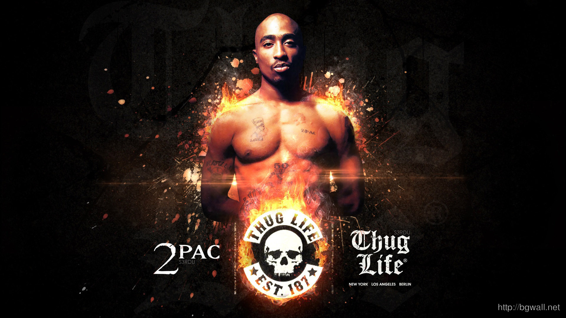 Tupac Shakur Wallpaper 11339 Full Size