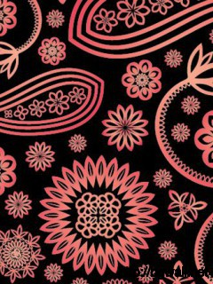 Vector Damask Pattern Full Size