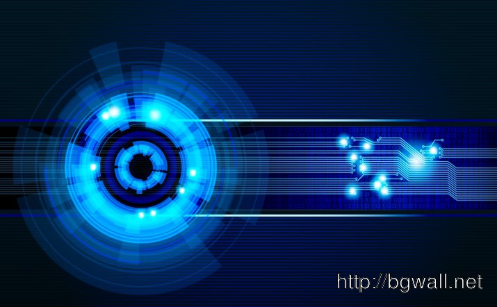 Vector Technology Background Full Size