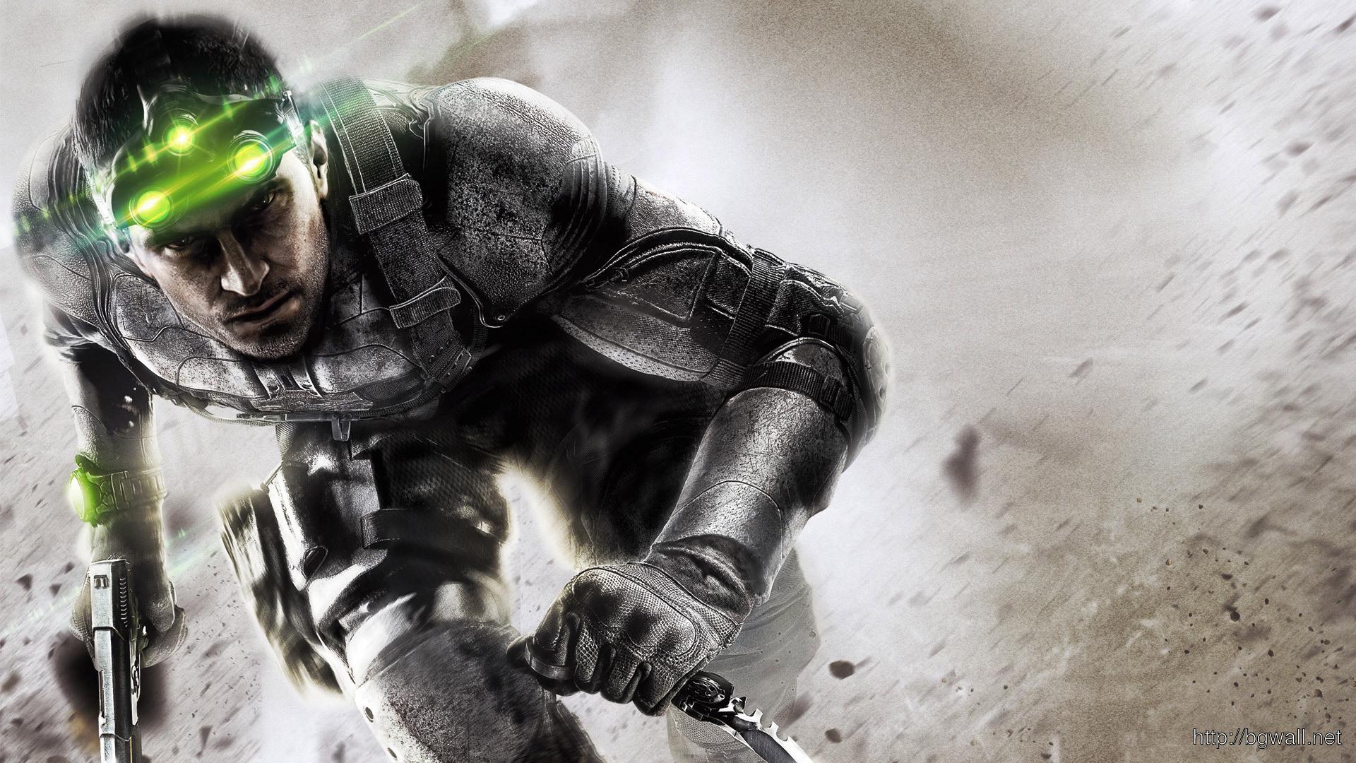 Wallpaper Hd Tom Clancys Splinter Cell Blacklist Game Full Size