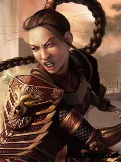 Warrior Princess Wallpaper 1824 Full Size