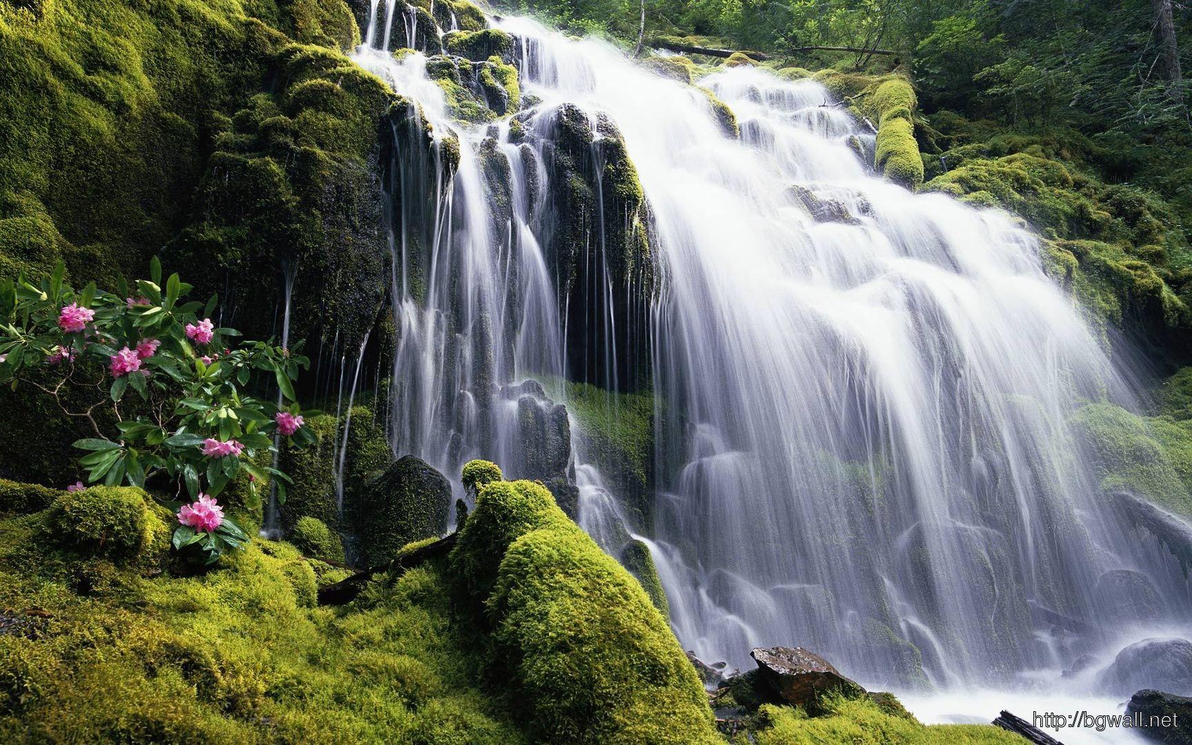 Waterfall wallpaper 1154 background wallpaper hd waterfall wallpaper 1154 voltagebd Gallery