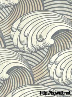 Waves Pattern Full Size