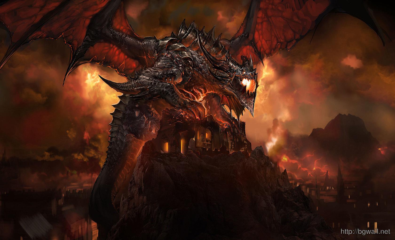 miscellaneous fire dragon picture - photo #38