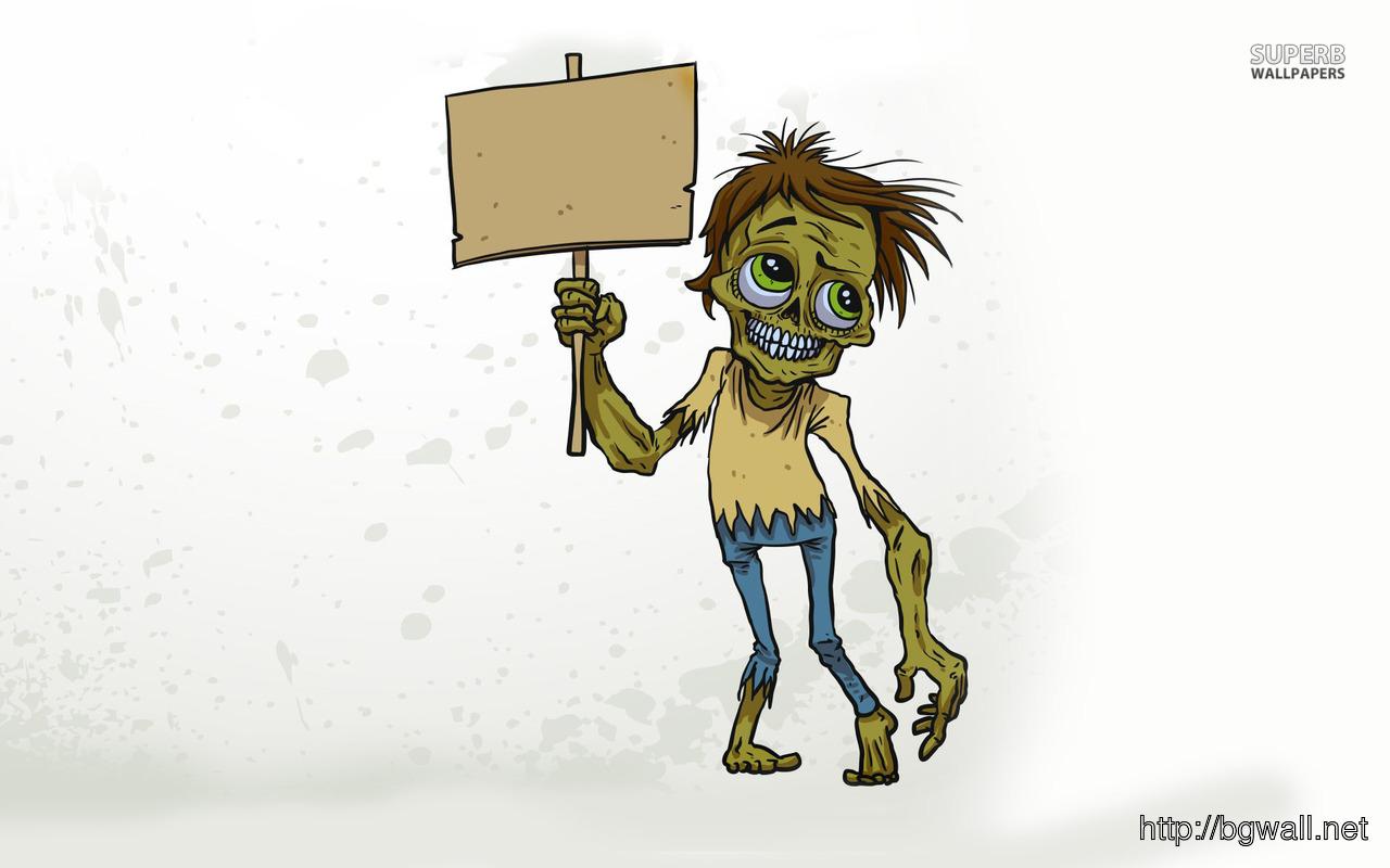 Zombie Wallpaper Full Size