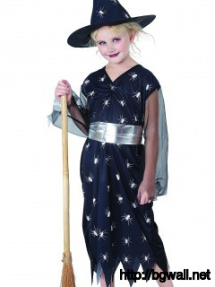 Halloween Witch Costumes for Kids