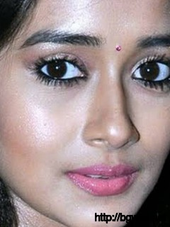 Tina Dutta Close Up Pic