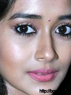 Tina Dutta Close Up Pic