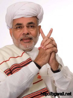 Narendra Modi In Traditional Dress